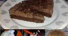 DÝŇOVÉ BROWNIES low carb Brownies, Low Carb, Food, Diet, Cake Brownies, Essen, Meals, Yemek, Eten