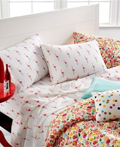 Superieur Martha Stewart Whim Collection Pretty In Poppy Bedding Collection   Whim  Collection   Bed U0026 Bath   Macyu0027s | Bedding | Pinterest | Martha Stewart, ...