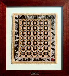 Octógonos®; Dimensões: 47 X 43 cm.