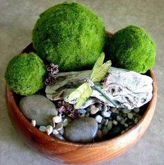 Agencement végétal, végétaux stabilisés, mur végétal, mousse ...
