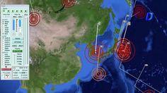 EARTHQUAKE ALERT 18-21 SEPTEMBER 2016 (forecast 14-21 Sep)
