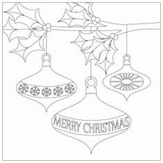 Good Afternoon! I've popped on to share some digital stamp versions of the bauble cut files in the last post as I know that not everyone has an electronic cutting machine and sometimes we jus…
