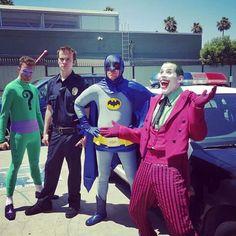 The Gang-Batman,The Joker and Boy Wonder,Robin Steve O, Black Love Art, Robin, Haha, Joker, Batman, Boys, Fictional Characters, Random