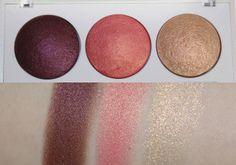 KIKO Digital Emotion - Cosmic Light Eyeshadow Palette in 02 Utopian Wine