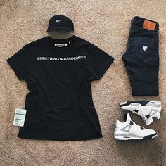 WEBSTA @ ldn2hk - Still on my JP fresh. Something Outfits Hombre, Dope Outfits, Fashion Outfits, Teen Boy Fashion, Mens Fashion, Mens Trends, Outfit Grid, Fashion Essentials, Streetwear Fashion