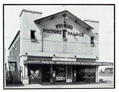 This used to be the Princess Theatre and later the Bargain House which stood on Oram Ave, New Brighton