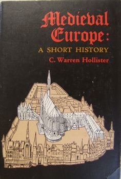 Medieval Europe : A Short History - thought it was a good walk from the fall of Rome to almost the 1500s.