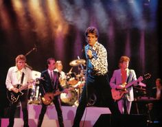 huey lewis and the news.  power of love