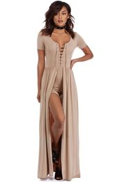 Taupe Lace And Relax Shmaxi