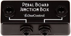 One Control Junction Box | Sweetwater.com