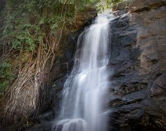 Suchipura Falls, Wayanad, Kerala.