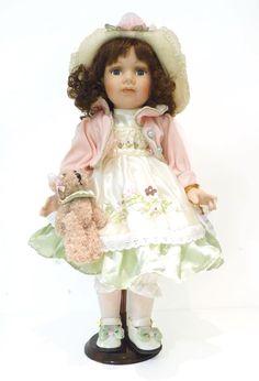 Porcelain Doll - Poppy