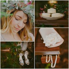 Gorgeous bride getting ready- Auckland Wedding Hire #meanttobeNZ