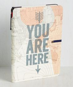 Help your wandering friend stay organized on her adventures with this journal. She'll be able to jot down her favorite destinations and memories from her trip. This one from ModCloth is $24.99. #GiftGuide
