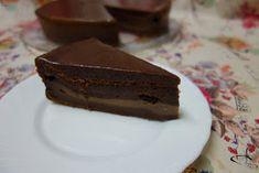 LA VERA IN BUCATARIE: Prajitura desteapta cu ciocolata Desserts, Food, Pie, Tailgate Desserts, Deserts, Eten, Postres, Dessert, Meals