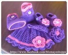 Crafts by Momaye: The Purple Collection