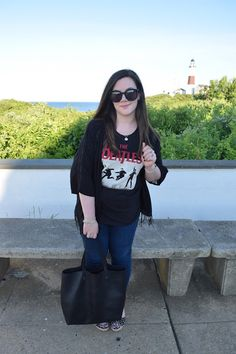 Sequins and Skulls: Day Tripper