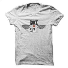 Rock Star - personalized t shirts #Tshirt #T-Shirts