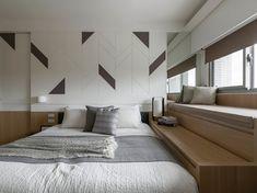 Bay Window Design, Minimalist, Windows, Interior Design, Studio, Bedroom, Projects, Furniture, Home Decor