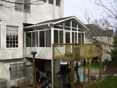 4 track clear vinyl windows patio enclosures pinterest patio