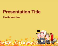 Happy Thanksgiving PowerPoint template is a free PPT template that you can use to download and prepare PowerPoint presentations for free Happy Thanksgiving celebration