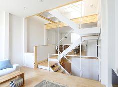 La maison par MUJI à Tokyo | DozoDomo