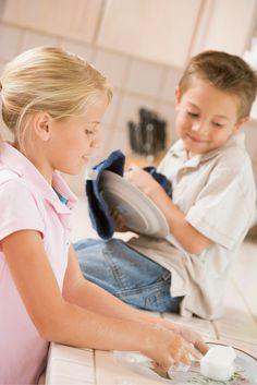 How to Start Chores with Young Children