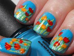 Marias Nail Art and Polish Blog: #nail #nails #nailsart