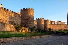 Ver y Conocer Extremadura - Foto - La muralla (179166)