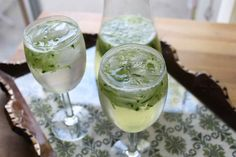 sharbat-e sekanjabin (persian sweet and sour mint and cucumber drink) recipe :: story of a kitchen   story of a kitchen