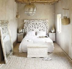 20 Ethnic Moroccan Bedroom With Modern Patterns patterns moroccan modern ethnic bedroom Ethnic Bedroom, Moroccan Style Bedroom, Bohemian Bedrooms, Moroccan Decor, Indian Bedroom, Ethnic Decor, African Bedroom, Oriental Bedroom, Moroccan Furniture