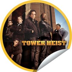 Tower Heist - new film
