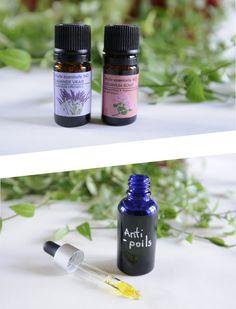 Soin nourrissant : huile de souchet (nourrit et ralentit la pousse des poils) et huiles essentielles (contre les poils incarnés).