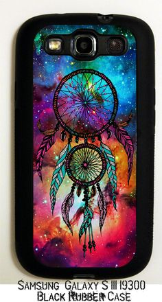 Fox Fur Nebula Galaxy Space Dreamcatcher Case Cover Samsung Galaxy S3 SIII I9300 | eBay