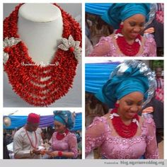 Nigerian wedding igbo bride