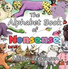 The Alphabet Book of Nonsense | Australian Ebook Publisher