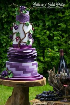 Vineyard Purple