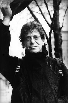 """""""The measure of his influence and importance dwarfs the news item, the obituary, the tribute. He is everywhere."""" Sasha Frere-Jones remembers Lou Reed."""
