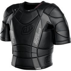 Day Five - Protect the Body with this Troy Lee Designs Shock Doctor Vest  www.motosport.com