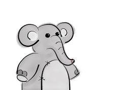 Martín elephant Snoopy, Fictional Characters, Art, Drawings, Kunst, Fantasy Characters, Art Education, Artworks