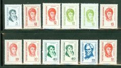 Argentina MNH Selections II: Scott #1089//1105 Assortment Series 1976-1978 Stamp Collecting, Postage Stamps, Ebay, Collection, Argentina, Stamps