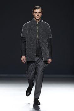 Etxeberría - Madrid Fashion Week O/I 2015-2016