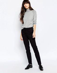 image 1 of selected duse slim fit pant