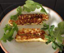 Halloumi | Official Thermomix Recipe Community Haloumi Cheese, Halloumi, How To Convert A Recipe, Milk Recipes, Cheese Recipes, Side Dish Recipes, Gluten Free Recipes, Cooking Recipes, Snack Recipes