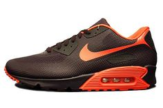 Check out Nike's recent Hyperfuse hybrids - Nike Air Max 90 Hyperfuse!