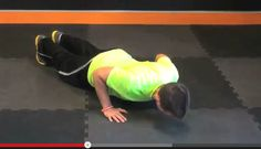 12-Minute At-Home Bodyweight Workout