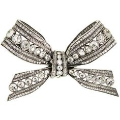 Lanvin Brooch (11.940 ARS) ❤ liked on Polyvore featuring jewelry, brooches, crystal, lanvin jewelry, bow jewelry, lanvin brooch, lanvin and swarovski crystal jewelry