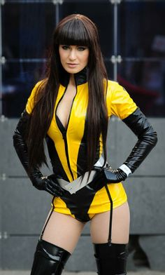 Awesome Silk Spectre Cosplay, I think I'm in love