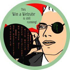 Schrijf de leukste pitch over jouw bedrijf of plan. Doe mee en win een exclusieve website, wedstrijd Win a Website! op domwegdesign.com/wedstrijd