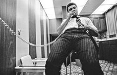 20 Never-Before Seen Photos of Muhammad Ali  - Esquire.com